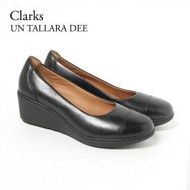 クラークス CLARKS レディース シューズ UN TALLARA DEE ブラック 【als】