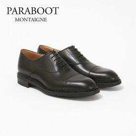 パラブーツ 靴 メンズシューズ MONTAIGNE 9201 ブラック(NERO) PARABOOT 【zkk】【shm】
