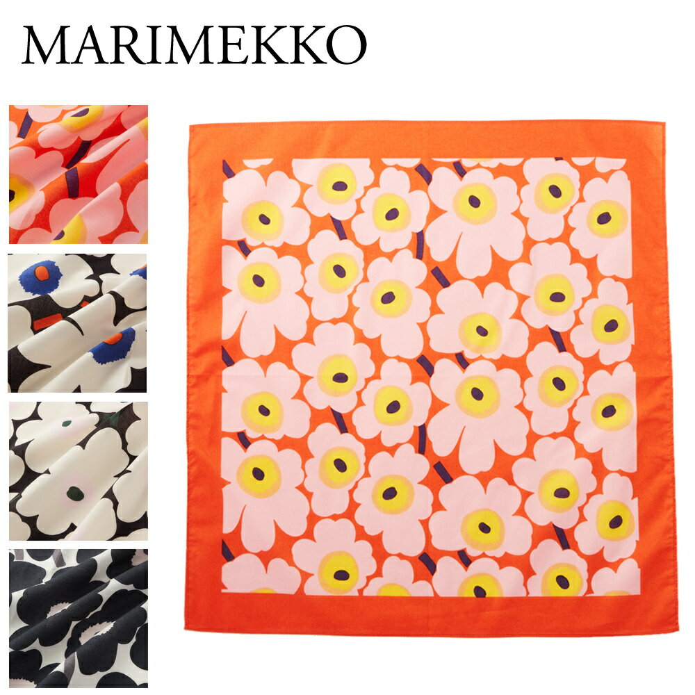 マリメッコ MARIMEKKO スカーフ TAISA MINI UNIKKO HUIVI 45811(46166) 選べるカラー 【rsz】