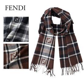 フェンディ マフラー FXS124 ACHW 選べるカラー FENDI 【zkk】