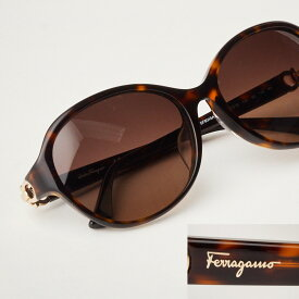 フェラガモ FERRAGAMO サングラス レディース メンズ 804SA ブラウン系(214/TORTOISE) 【お取り寄せ】【sef】