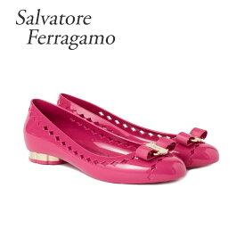 フェラガモ 靴 フラットシューズ FERRAGAMO 【JELLY】 035049 0686716 BEGONIA 【shl】【zkk】