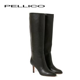 ペリーコ PELLICO ロングブーツ 9610 METRO 80 TB ブラック 【shl】【zkk】【hkc】【scd】【glw】