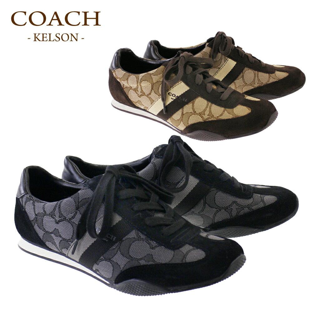 コーチ スニーカー COACH KELSON A00775 選べるカラー