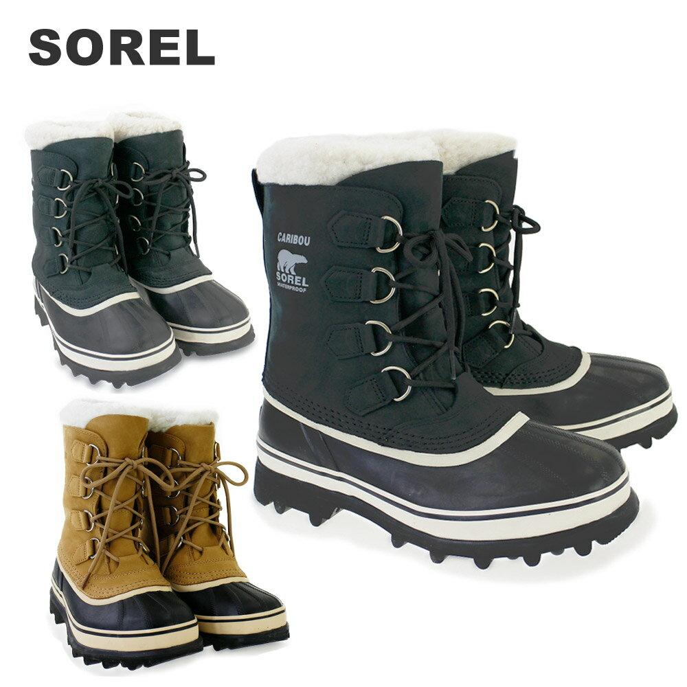ソレル ブーツ SOREL NL1005 CARIBOU 選べるカラー 【カリブー】