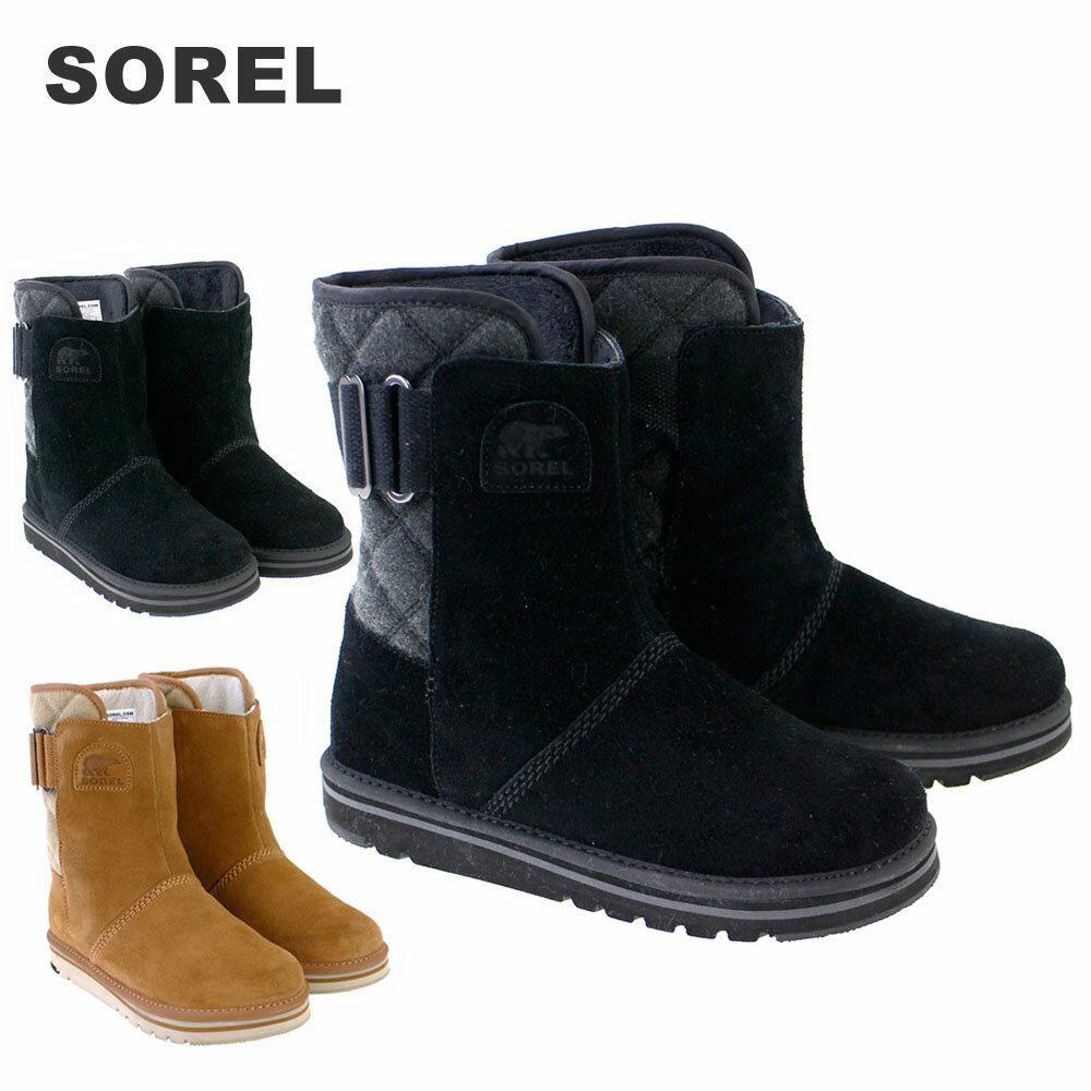ソレル ブーツ SOREL NL2068 NEWBIE 選べるカラー