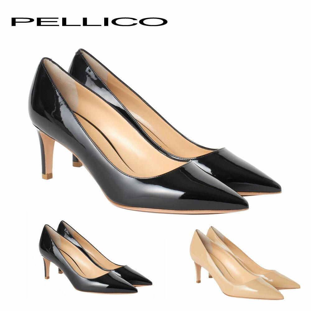 ペリーコ PELLICO パンプス 2570 CORA 65 SC