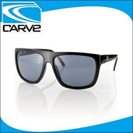 CARVE サングラス 偏光レンズ アイウェア SANCHEZ BK POLA サーフィン スケボー
