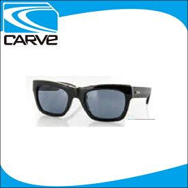 CARVE サングラス レディース 偏光レンズ アイウェア Carta Blanca Black POLA サーフィン スケボー