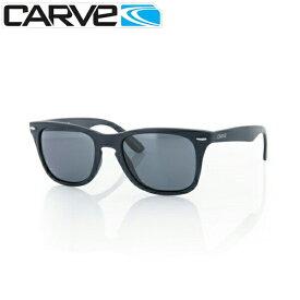 CARVE サングラス 偏光レンズ つや消し Montego Matt Navy POLA サーフィン スケボー