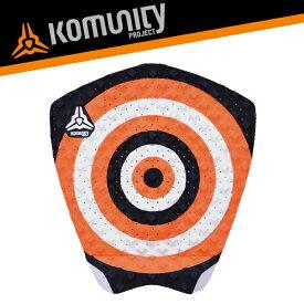Komunity デッキパッド デッキパッチ 3ピース 3P Occy A コミュニティ サーフィン サーフボード 基本送料無料
