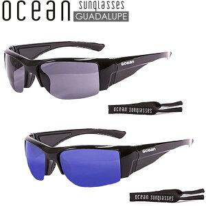 サングラス サーフグラス 偏光レンズ OCEAN オーシャン グアダルペ GUADALUPE 偏光レンズ ウォータースポーツ ヘッドリーシュ付き 2カラー 希望小売価格の20%OFF