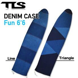 ツールス ボードケース サーフボード デニムケース TOOLS DENIM CASE 6'6 ファンボード TLS サーフィン サーフボード ケース 【希望小売価格の15%OFF】