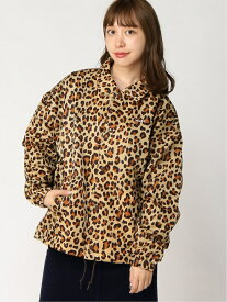 [Rakuten Fashion]【SALE/30%OFF】PATCH COACH JACKET X-girl エックスガール コート/ジャケット ブルゾン ベージュ ブラック【RBA_E】【送料無料】