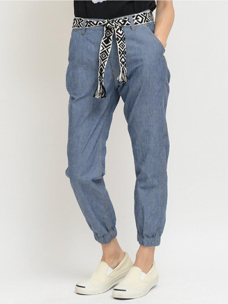 【SALE/55%OFF】X-girl SUMMER JOGGER PANTS/パンツ エックスガール パンツ/ジーンズ【RBA_S】【RBA_E】【送料無料】