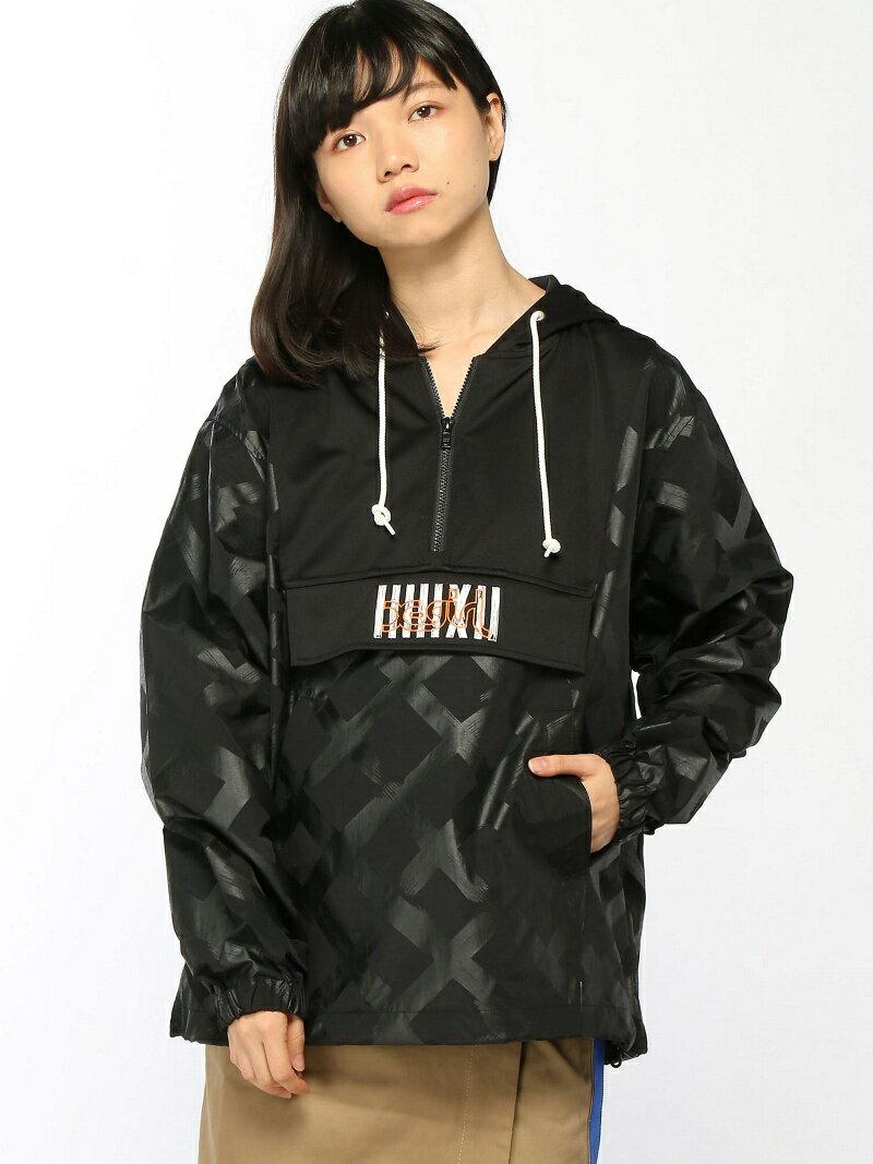[Rakuten BRAND AVENUE]X-girl x NONAGON ANORAK X-girl エックスガール コート/ジャケット【送料無料】