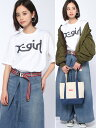 X-girl COSMIC SPECIAL S/S TEE SET エックスガール【送料無料】