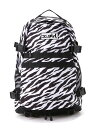 【SALE/30%OFF】X-girl 【バックパック】【リュック】ZEBRA ADVENTURE BACKPACK エックスガール バッグ【RBA_S】【RB…