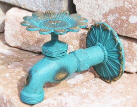 思わず水を出すのが楽しくなりますアニマル蛇口 青銅色