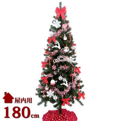クリスマスツリーノルディックツリーセット180cm【xjbc】【RCP】