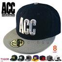 帽子 フラット キャップ メンズ レディース スノボ ブランド 3Dロゴ ベースボールキャップ ACC エーシーシー スノーボ…