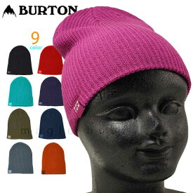 送料無料 BURTON バートン ビーニー スノーボード 帽子 ニット帽 スノボ ブランド ニットキャップ メンズ レディー ス ロゴ 無地 スキー バイク Y DND
