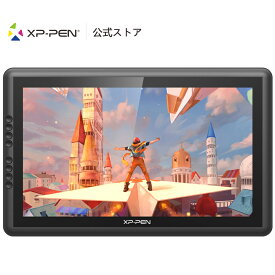 XP-Pen 液晶タブレット 液タブ Artist16PRO フルHD アドビカバー率92% 8192レベル筆圧