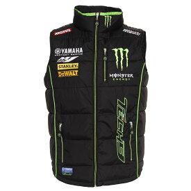 tech3ヤマハ Monster energy 新ボディーウォーマー motoGP