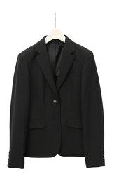 オールシーズン用 ブラック系 セット着用可 ブラック 2ボタンジャケット I.M.G.N