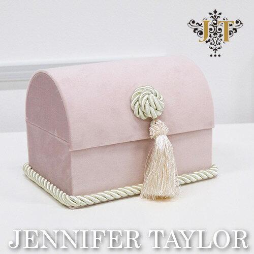 ジェニファーテイラー トランクボックス Velours PK Jennifer Taylor
