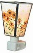 水吉郁子作:フットランプ ルドベキア(ホワイト) 照明 ランプ.廊下 足元 フット ランプ 間接照明