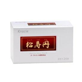 【小型宅配便】クラシエ 松寿丹粒(しょうじゅたん) 4粒×24袋 アガリクス