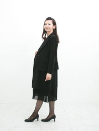 妊婦用フォーマルワンピース