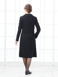 女性礼服K004背面