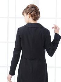 女性礼服K004上着背面
