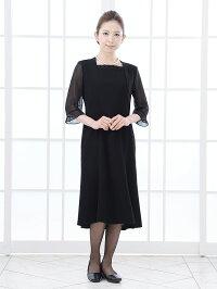 女性礼服K008ワンピース正面