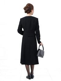 女性礼服K010背面