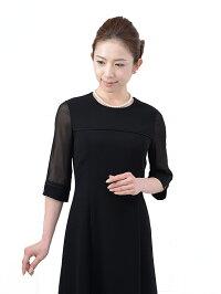 女性礼服K010ワンピース上半身