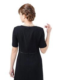 女性礼服K012ワンピース背面