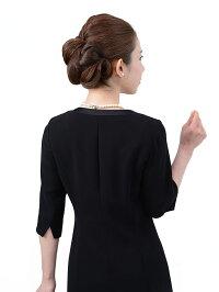 女性礼服K013上着背面
