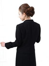 女性礼服K013ワンピース背面