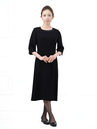女性礼服K013ワンピース正面