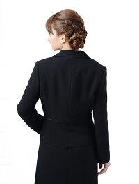 女性礼服K014上着背面