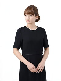 女性礼服K014ワンピース上半身