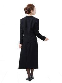 女性礼服K018背面
