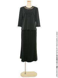 ブラウススカートスーツ