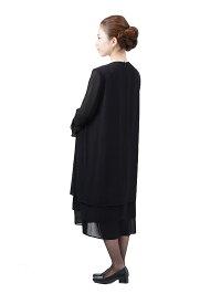 女性礼服K023背面