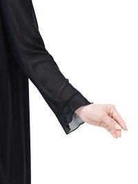 女性礼服K023腕アップ
