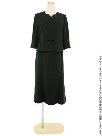 夏の女性礼服419前全身