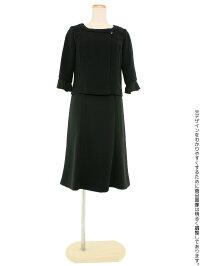 夏の女性礼服420前全身